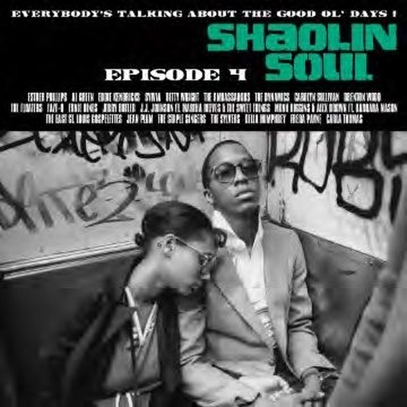 V.A. / Shaolin Soul Episode 4 (CD)