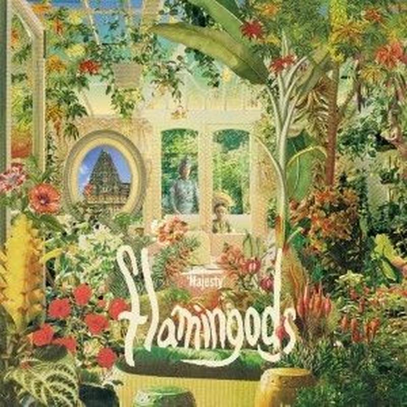 Flamingoes / Majesty (LP) DLコード付き