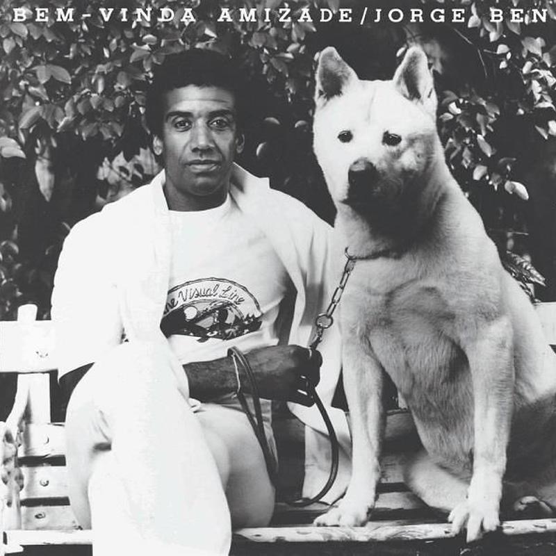 JORGE BEN / BEM-VINDA AMIZADE (LP)
