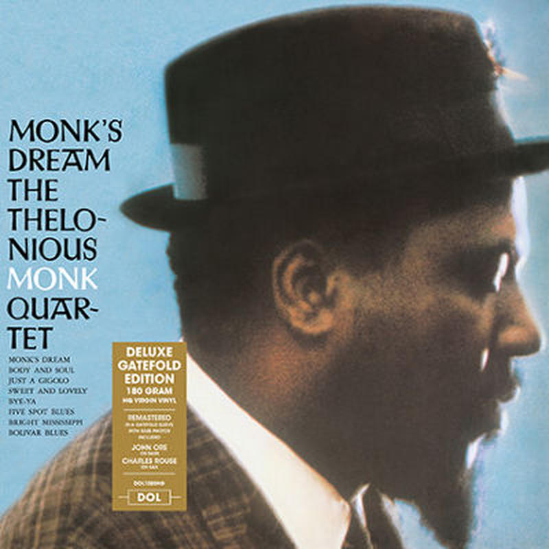 THELONIOUS MONK / Monk's Dream (LP)180g