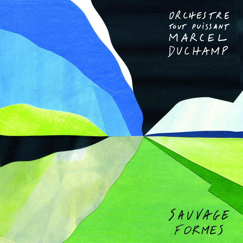 ORCHESTRE TOUT PUISSANT MARCEL DUCHAMP / SAUVAGE FORMES (LP)