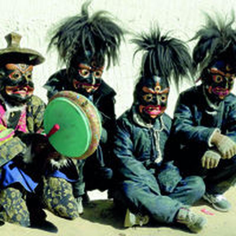 KINK GONG / Tibetan Buddhism Trip (CD)国内盤