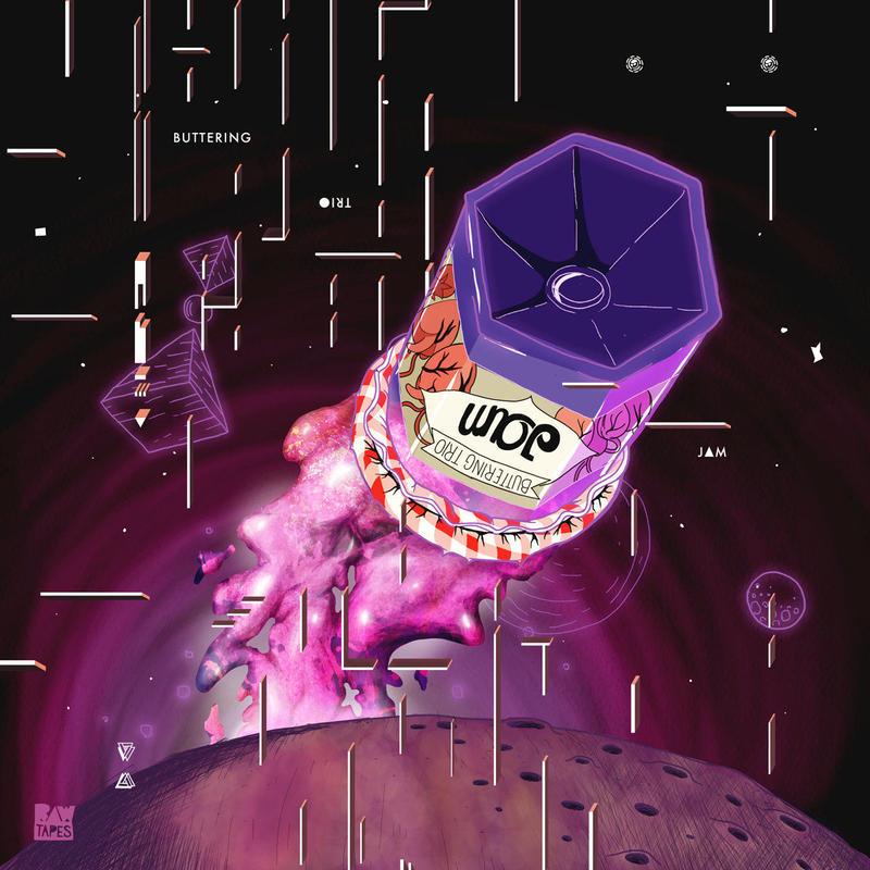 BUTTERING TRIO / Jam (CD) 国内盤
