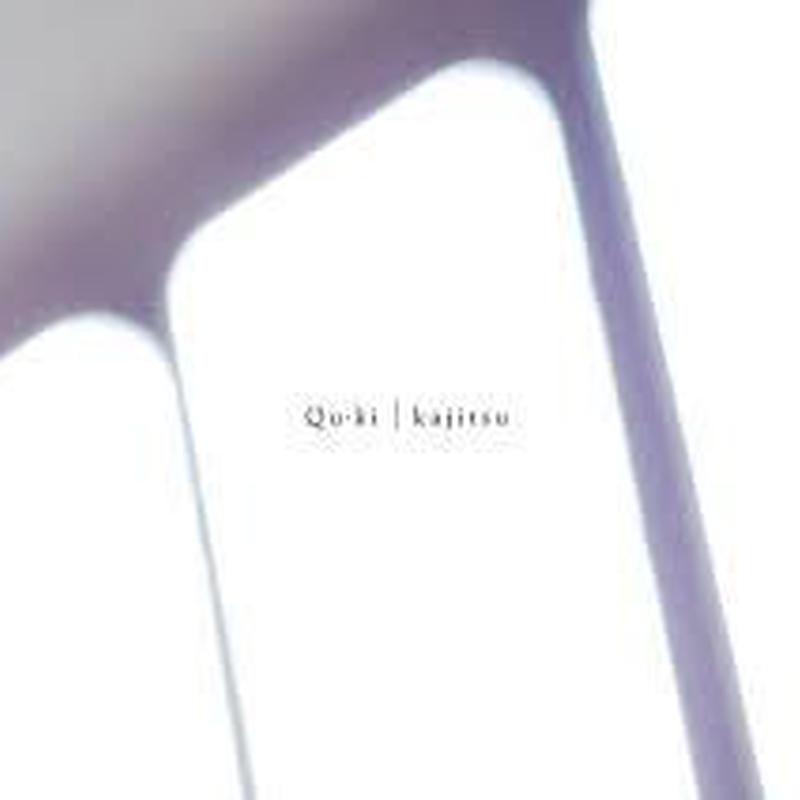 Qu-ki / kajitsu (CD)