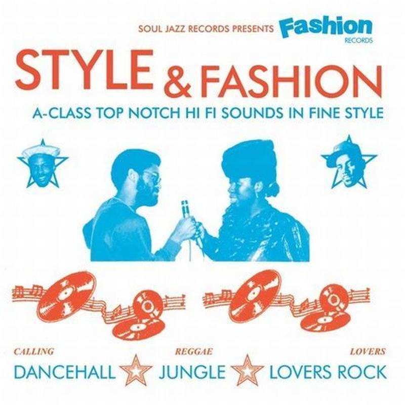 V.A / SOUL JAZZ RECORDS PRESENTS FASHION RECORDS: STYLE & FASHION (3LP)