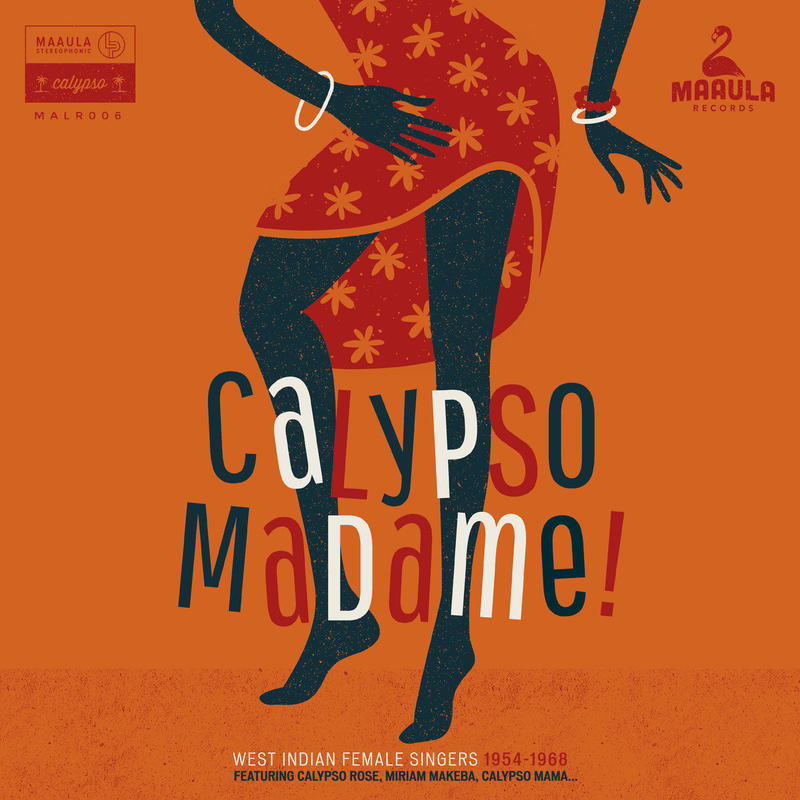 V.A. / CALYPSO MADAME! (LP)