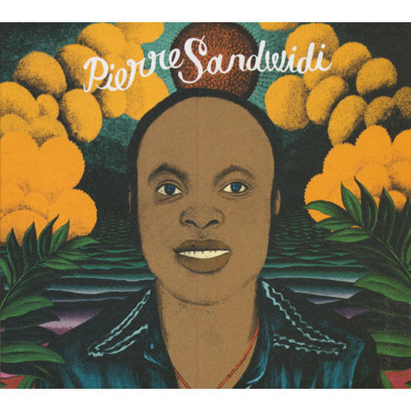Pierre Sandwidi / Le Troubadour De La Savane 1976-1980 (CD)