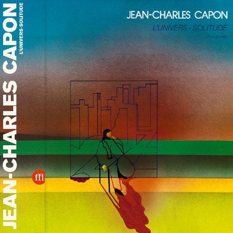 JEAN-CHARLES CAPON / L'Univers-Solitude(LP)