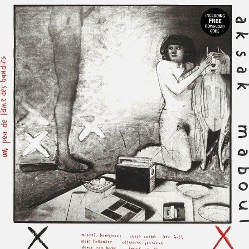 AKSAK MABOUL / UN PEU DE L'ÂME DE BAND (LP+CD) 180g ボーナスCD,DLコード付