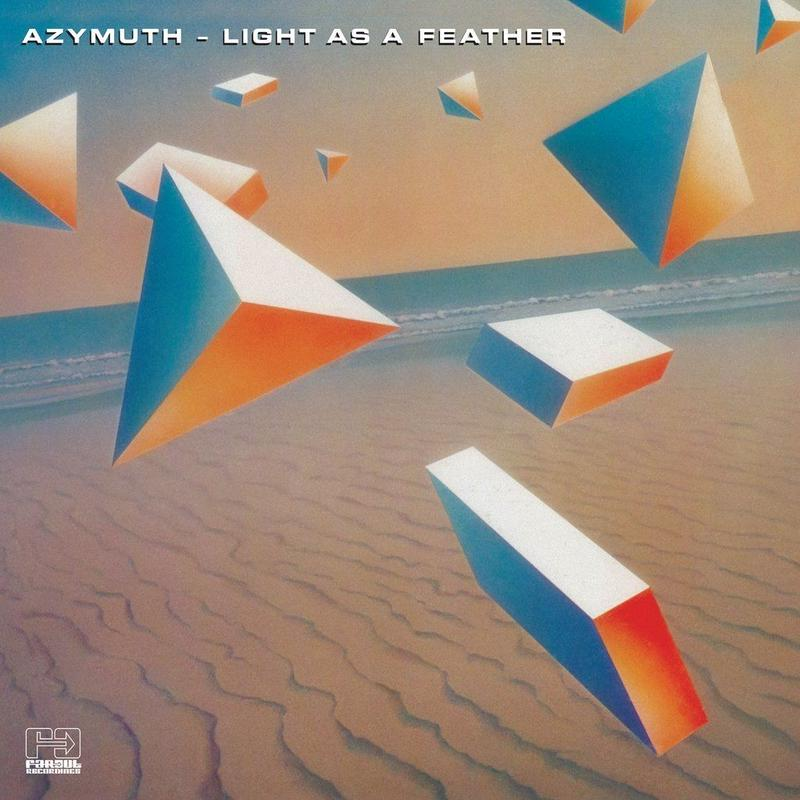 AZYMUTH / LIGHT AS A FEATHER (LP)180g DLコード