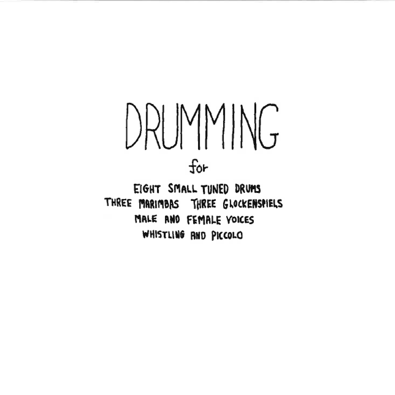 STEVE REICH / DRUMMING (2CD)