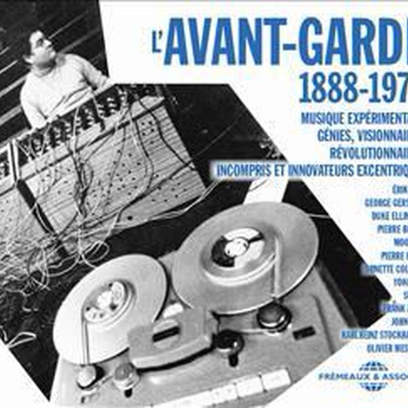 V.A / L'AVANT-GARDE 1888-1970 (3CD)