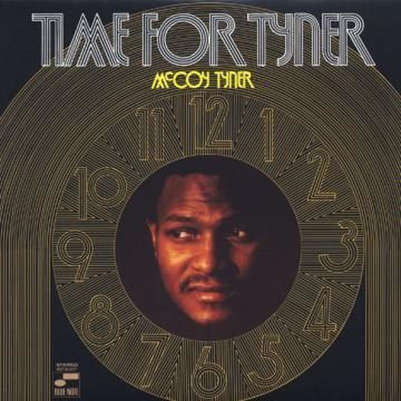 McCoy Tyner /  Time For Tyner(LP)