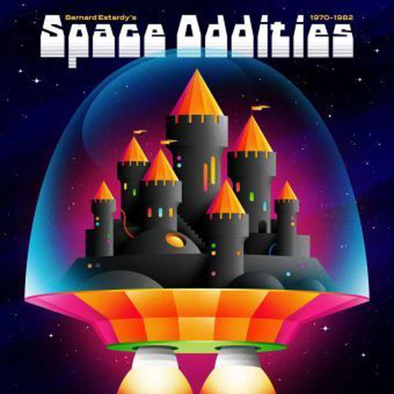 Bernard Estuary / Space Oddities Volume 3 1970-1982 (CD)