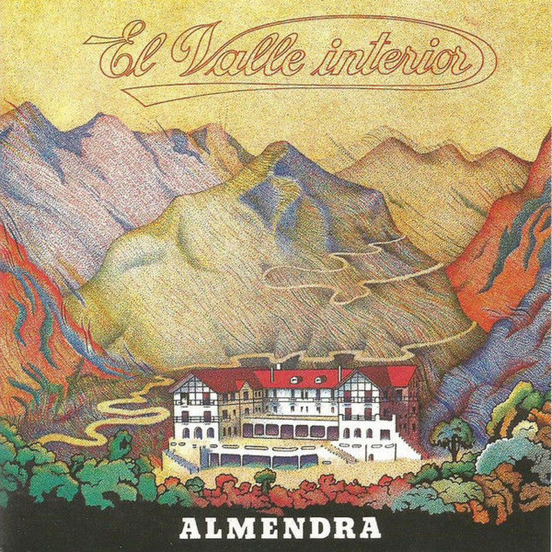 ALMENDRA / EL VALLE INTERIOR (LP)