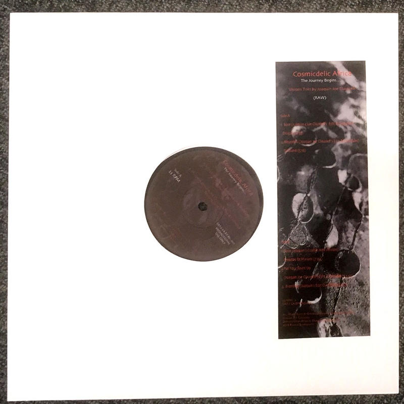 JOAQUIN JOE CLAUSSELL / COSMICDELIC AFRICA (12inch)