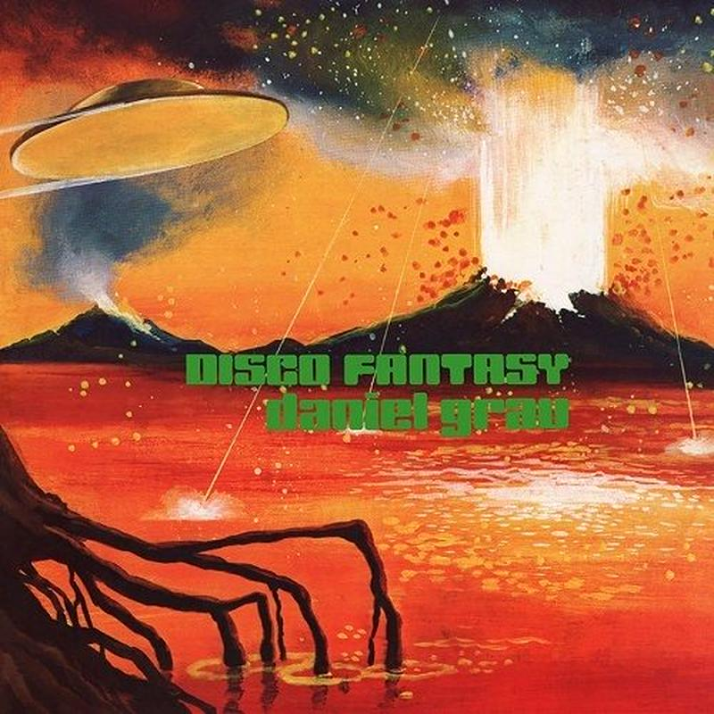 DANIEL GRAU / DISCO FANTASY (LP)