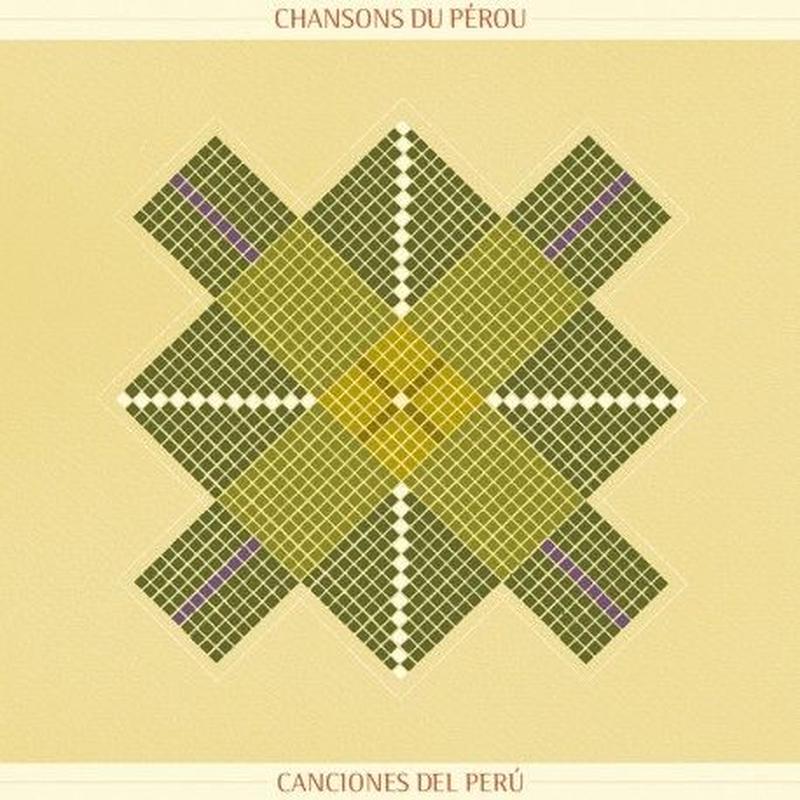 V.A / Vincent Moon - Chansons Du Perou(LP)DLコード付