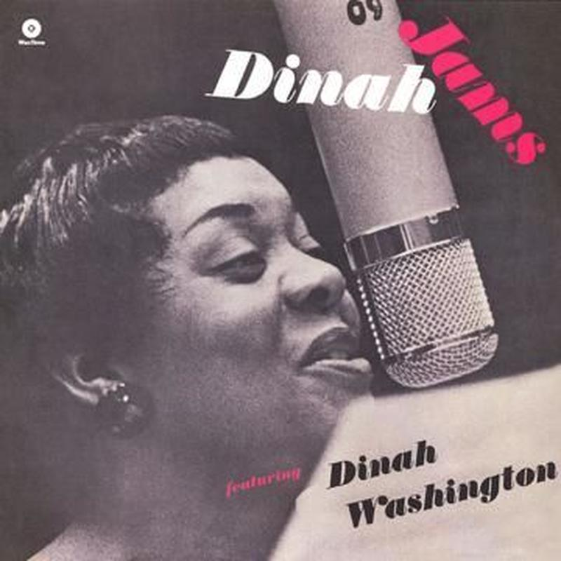 Dinah Washington /  Dinah Jams (LP)180g