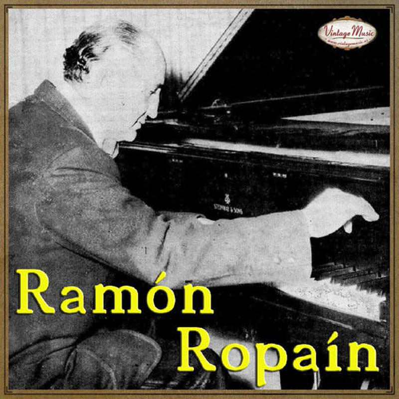 Ramon Ropain / Ramon Ropain (CD-R)