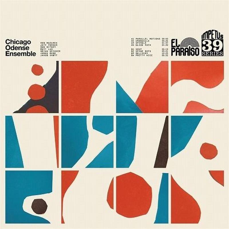 CHICAGO ODENSE ENSEMBLE / CHICAGO ODENSE ENSEMBLE (LP)