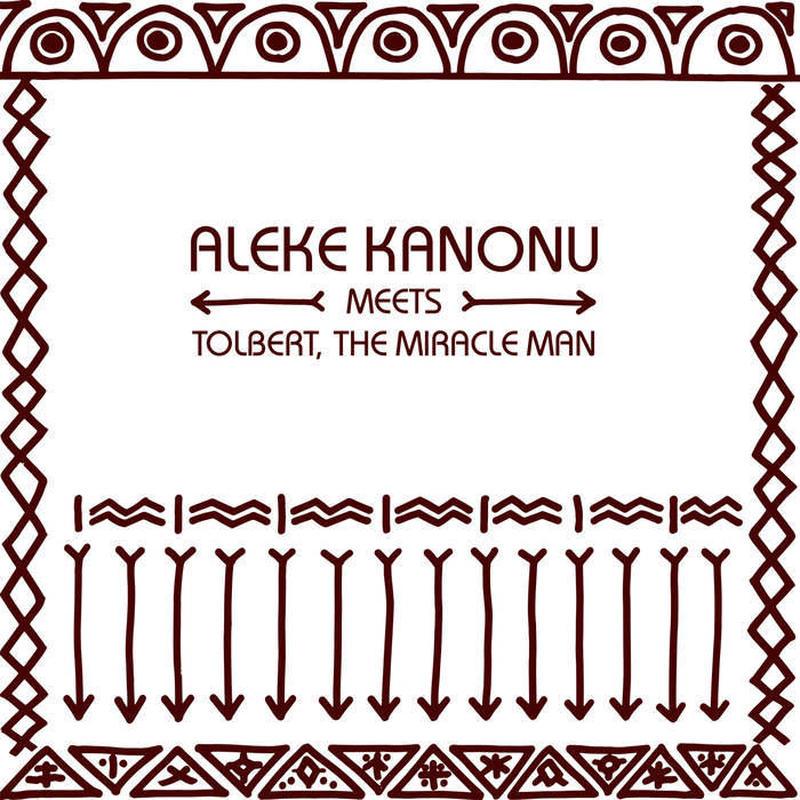 ALEKE KANONU / HAPPINESS : NWANNE (12inch)
