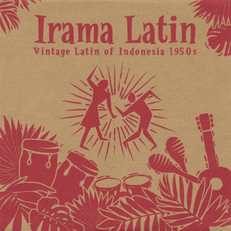 V.A / Irama Latin (CD-R)