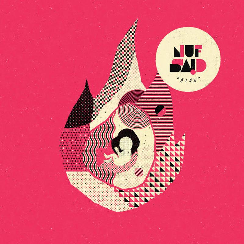 NUF SAID / Rise (CD)