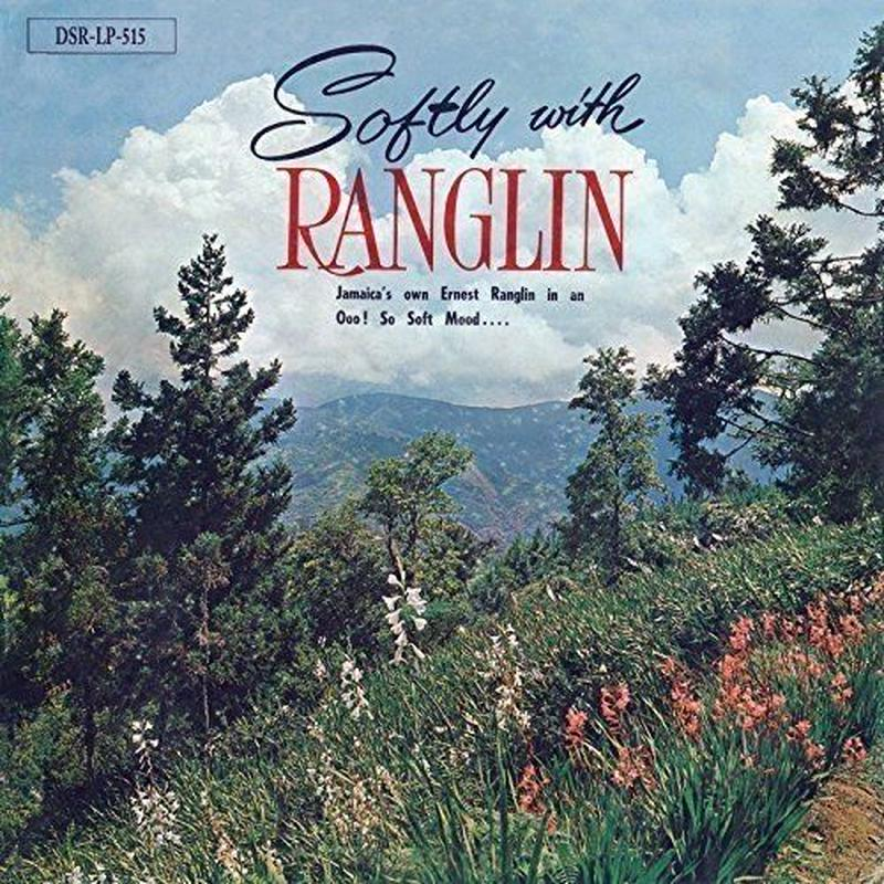 Ernest Ranglin / Softly With Ranglin (LP)