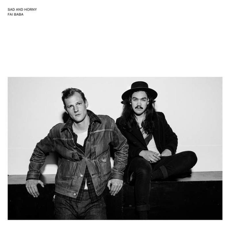 FAI BABA / SAD AND HORNY  (CD)