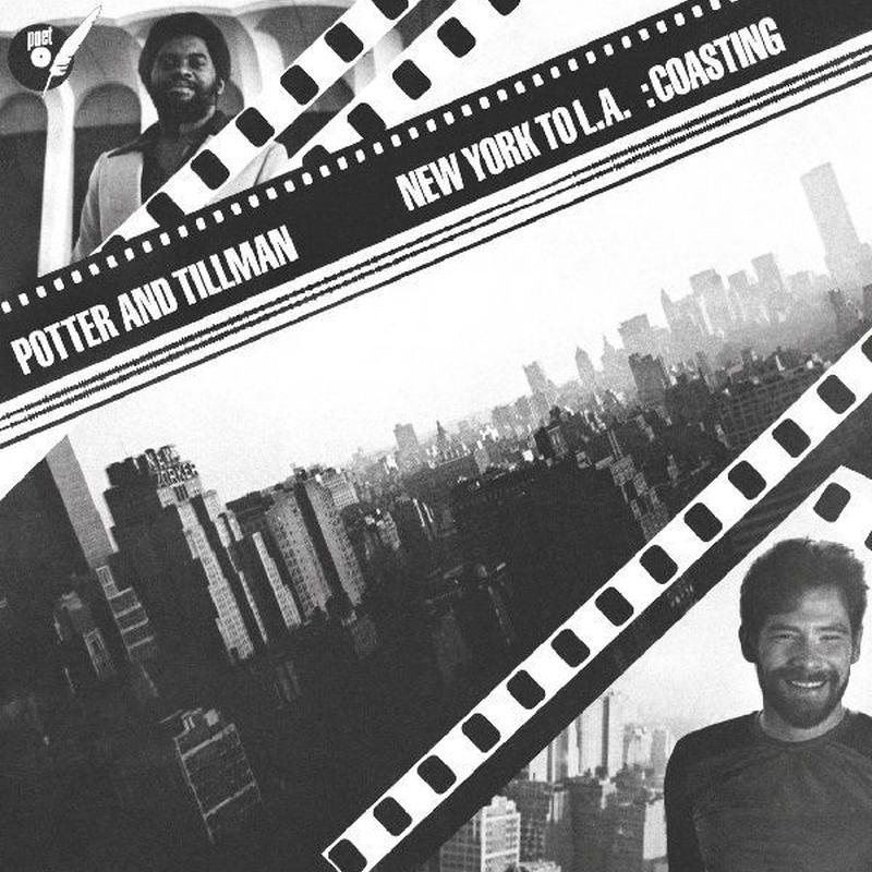 POTTER AND TILLMAN / N.Y. To L.A.: Coasting (LP)
