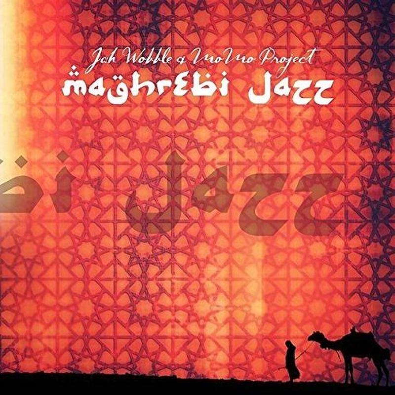 JAH WOBBLE & MOMO / MAGHREBI JAZZ (CD)