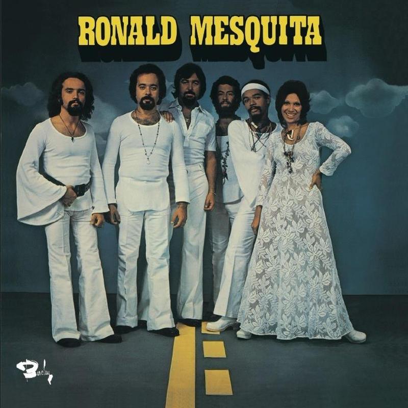 RONALD MESQUITA / BRESIL 72 (CD)