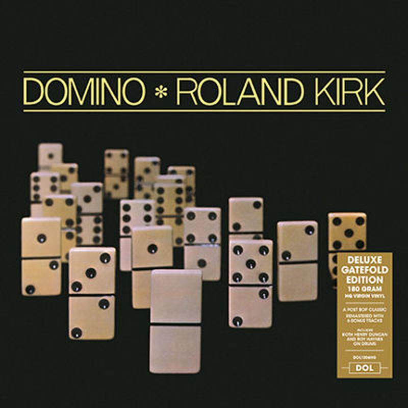 ROLAND KIRK / Domino (LP)180g)
