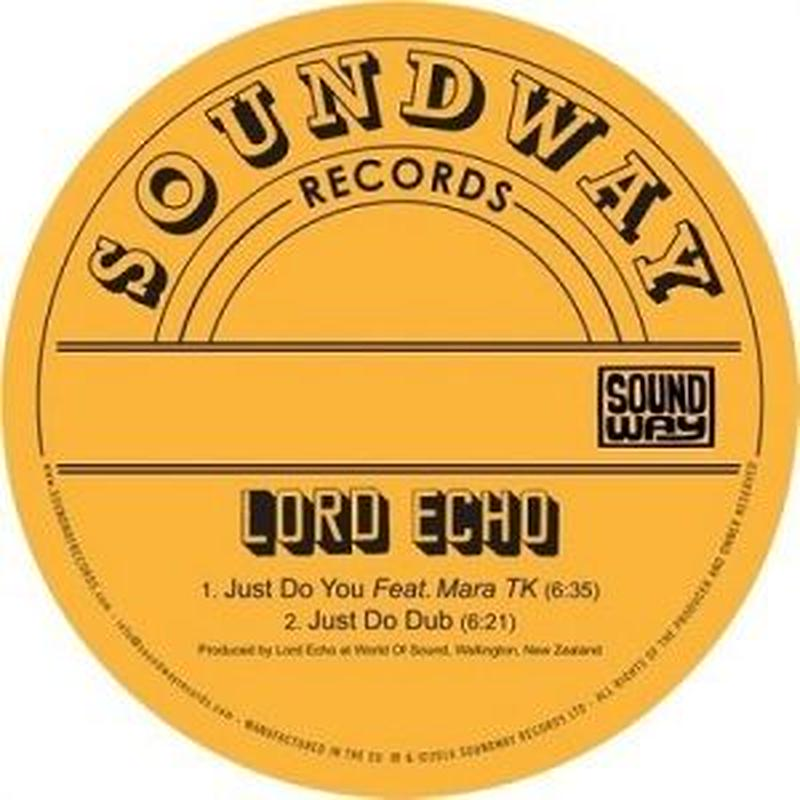LORD ECHO / JUST DO YOU (12inch)