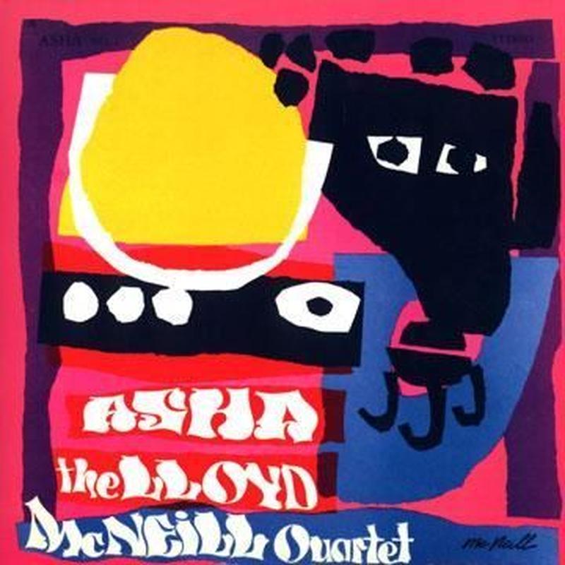 Lloyd McNeill Quartet / Asha(LP)