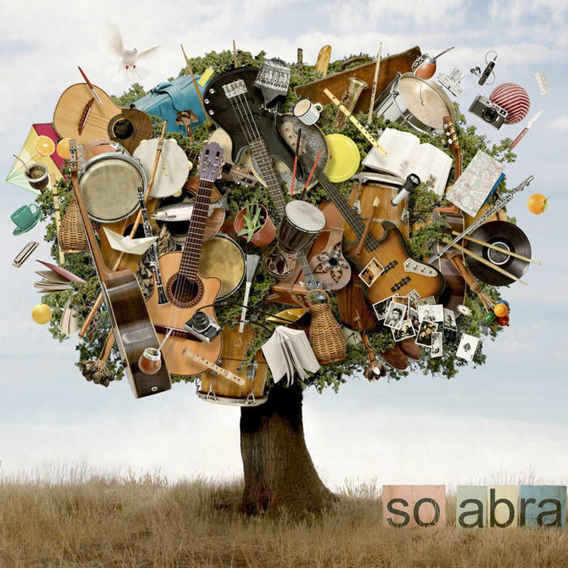 SO ABRA / SO ABRA (CD)