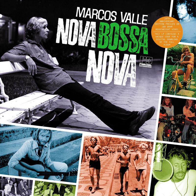 MARCOS VALLE / NOVA BOSSA NOVA (20TH ANNIVERSARY EDITION) (CD)