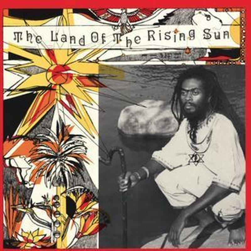 JAMAIEL SHABAKA / LAND OF THE RISING SUN (LP)