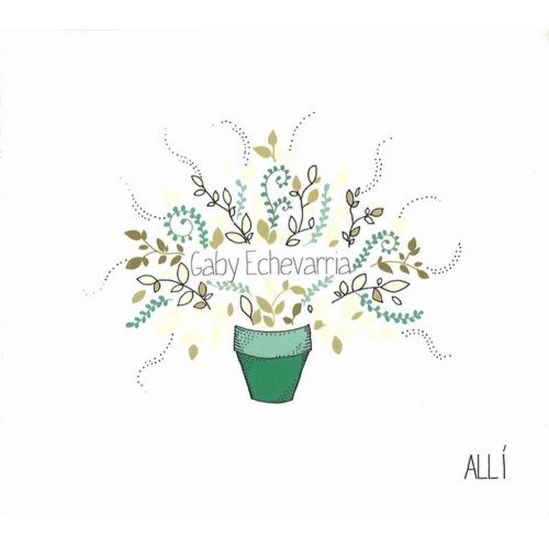 gabriela eehevarria / alli (CD)