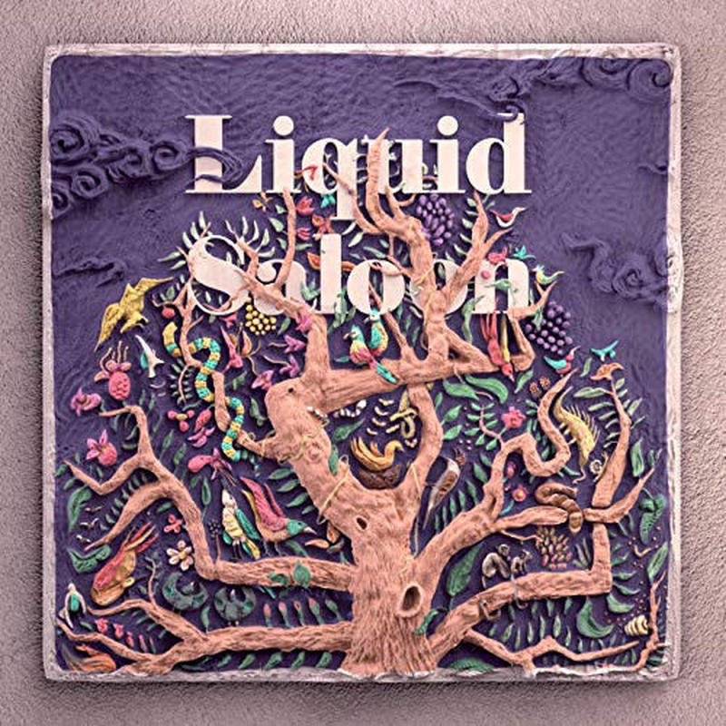 LIQUID SALOON / LIQUID SALOON (CD)国内盤