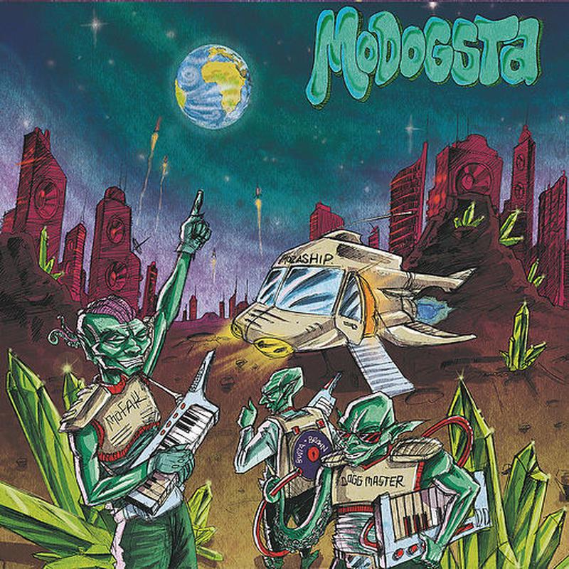 MODOGSTA / MODOGSTA (LP)
