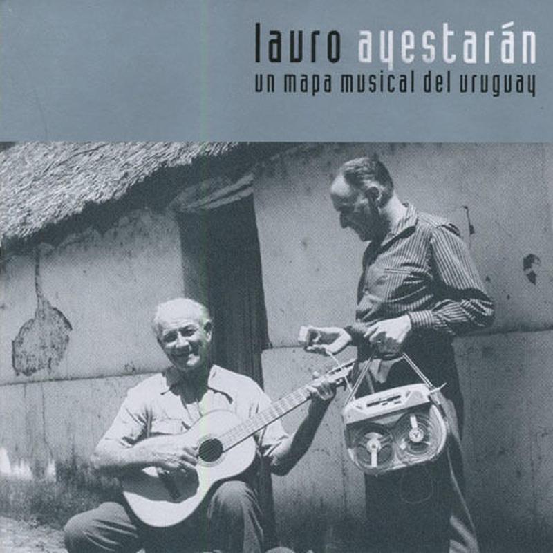 LAURO AYESTARAN / Un Mapa Musical Del Uruguay(CD-R)