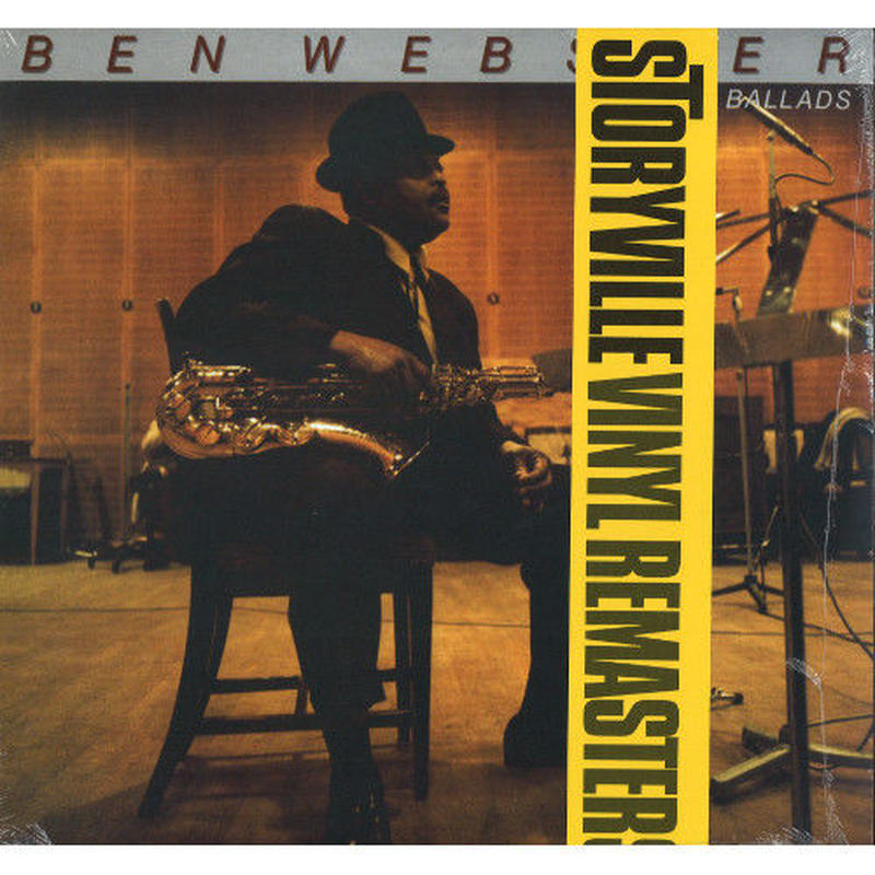 BEN WEBSTER / Plays Ballads(LP)180g