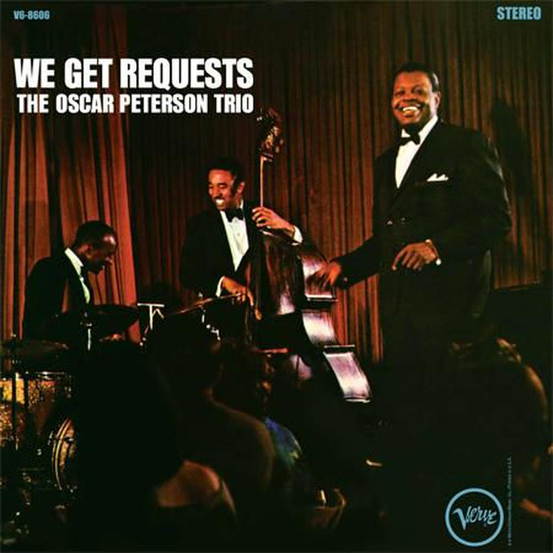 OSCAR PETERSON / We Get Requests (2LP) 45rpm/200g