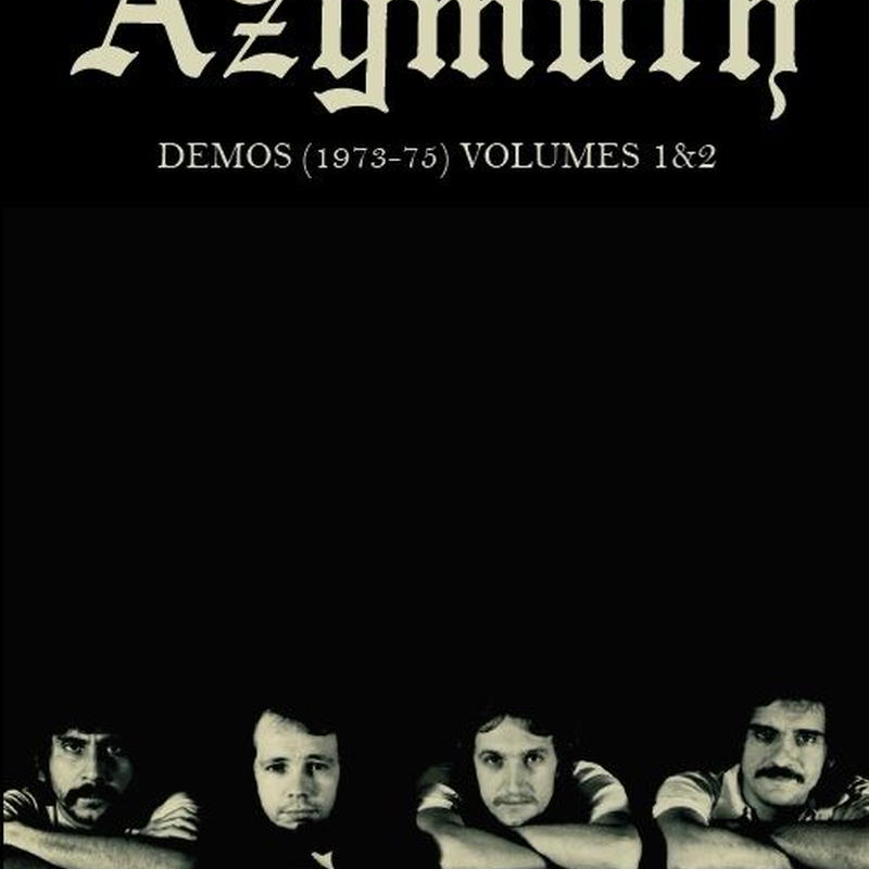 AZYMUTH / DEMOS 1973-1975 VOLUMES 1&2 (CASSETTE TAPE)