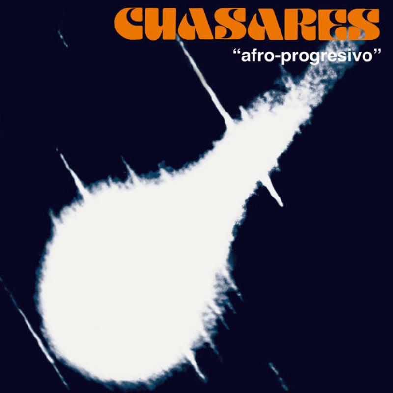 CUASARES / Afro-Progresivo (CD) 国内盤
