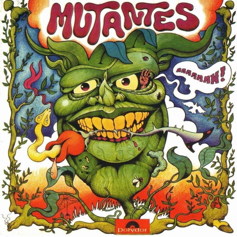Os Mutantes / Jardim Eletrico (LP)180g