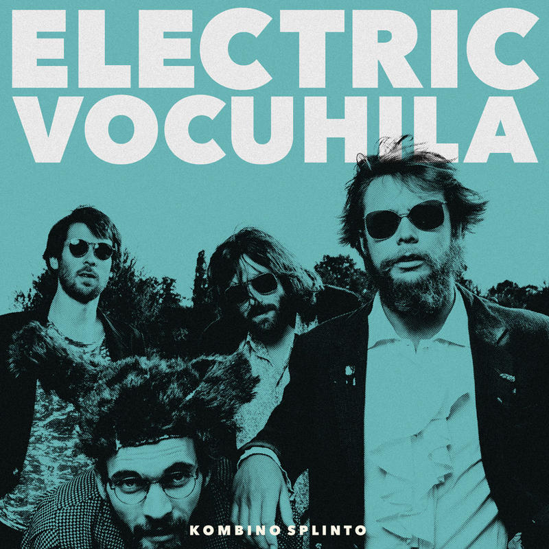 Electric Vocuhila / Combine Splinto(CD)