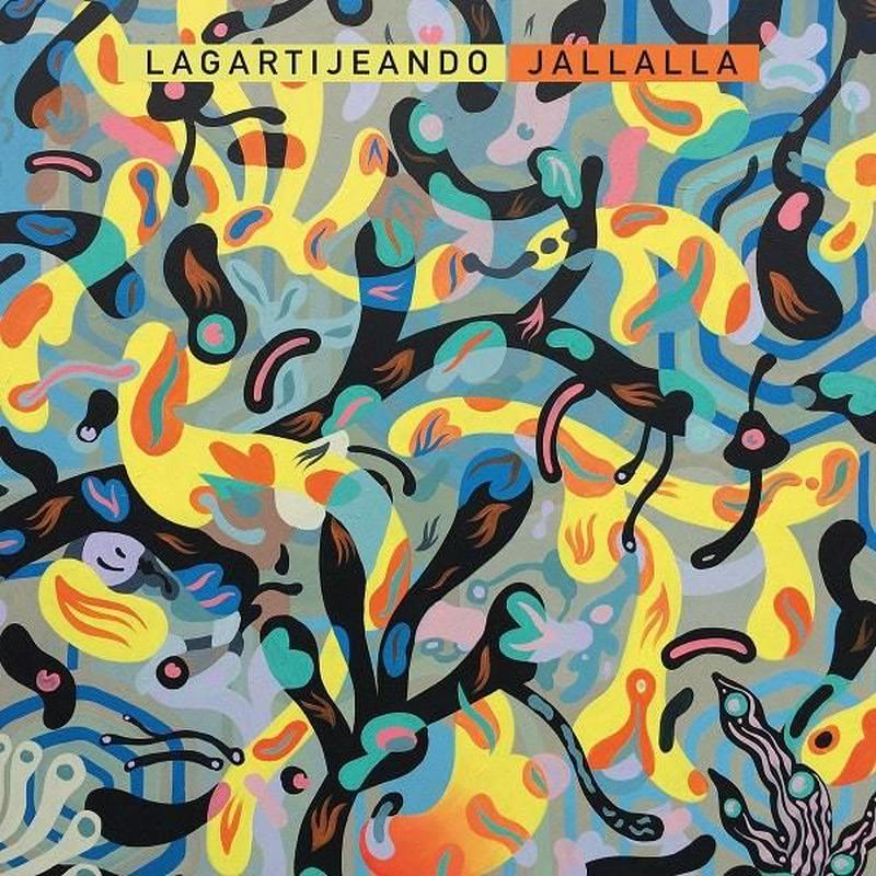LAGARTIJEANDO / JALLALLA (LP)